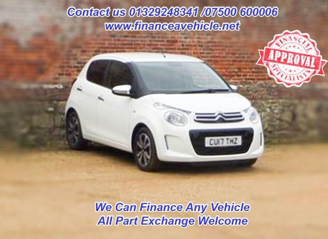 2017 Citroen C1 1.2 PureTech Flair 5d (17 reg)
