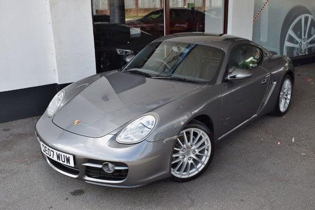 2007 Porsche Cayman 2.7 Tiptronic S (07 reg)