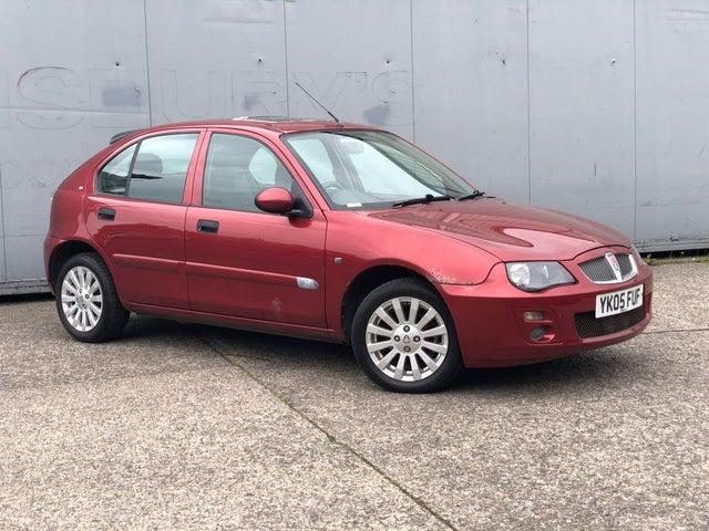 2005 Rover 25 1.4 GLi 5d (05 reg)