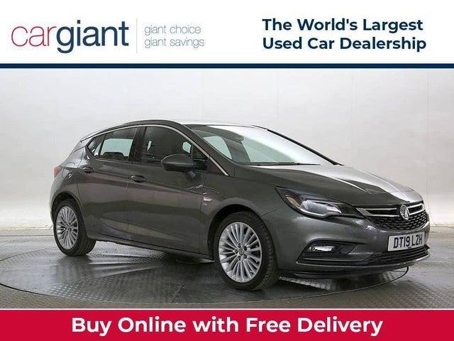 2019 Vauxhall Astra 1.4i 16v Turbo Elite Nav Hatchback (19 reg)