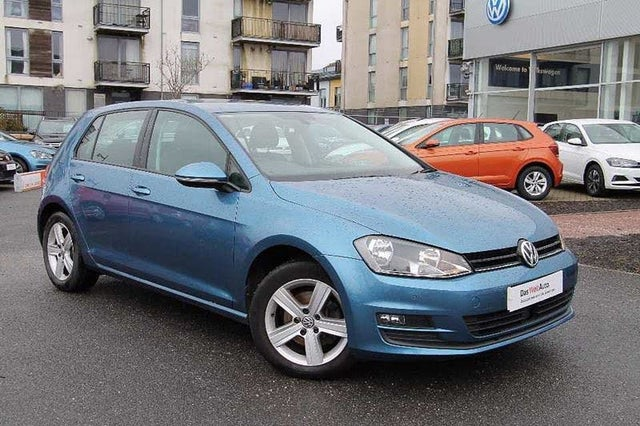 2015 Volkswagen Golf 1.4 Match 5d (15 reg)
