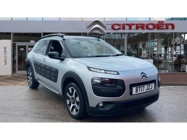 2017 Citroen C4 Cactus 1.2 PureTech Flair (82ps) (17 reg)