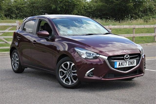 2017 Mazda Mazda2 1.5 GT Sport (17 reg)