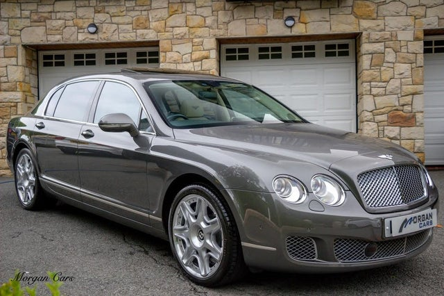 2011 Bentley Continental 6.0 W12 Flying Spur (62 reg)