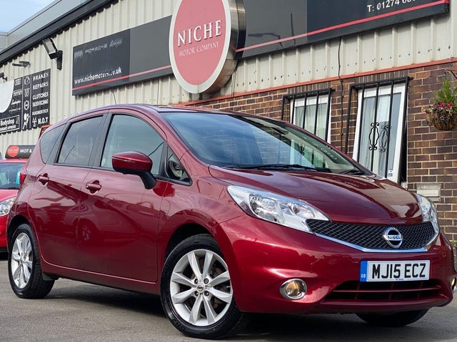 2015 Nissan Note 1.5dCi Tekna (Style Pack) (15 reg)