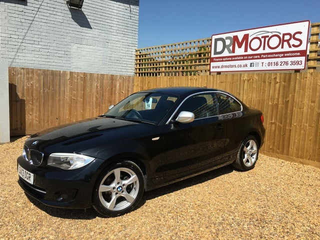 2013 BMW 1 Series 2.0TD 118d Exclusive Edition Coupe (13 reg)