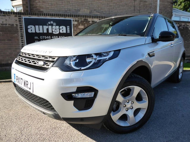2017 Land Rover Discovery Sport 2.0Td4 SE Tech 2.0TD4 (150ps) Station Wagon (17 reg)