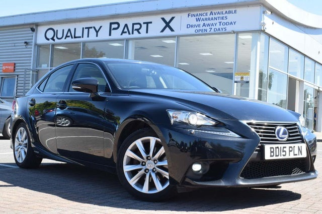 2015 Lexus IS 300h 2.5 Executive Edition (15 reg)