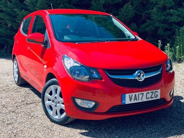 2017 Vauxhall Viva 1.0i SE (a/c) (17 reg)