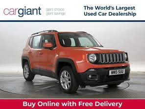 Used Jeep Renegade For Sale Cargurus