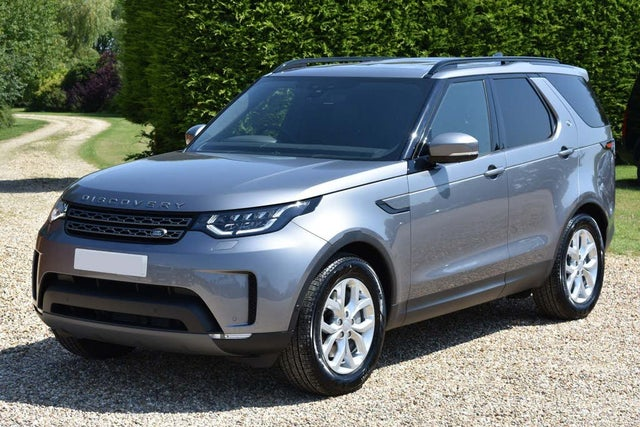 2020 Land Rover Discovery 3.0 Sd6 Commercial SE (20 reg)