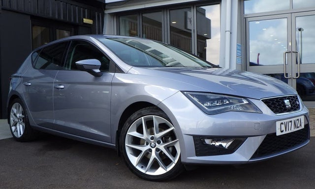 2017 Seat Leon 2.0TDI FR Tech Pack (150ps) Hatchback 5d (17 reg)