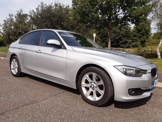 2014 BMW 3 Series 2.0TD 316d ES (s/s) Saloon 4d (14 reg)