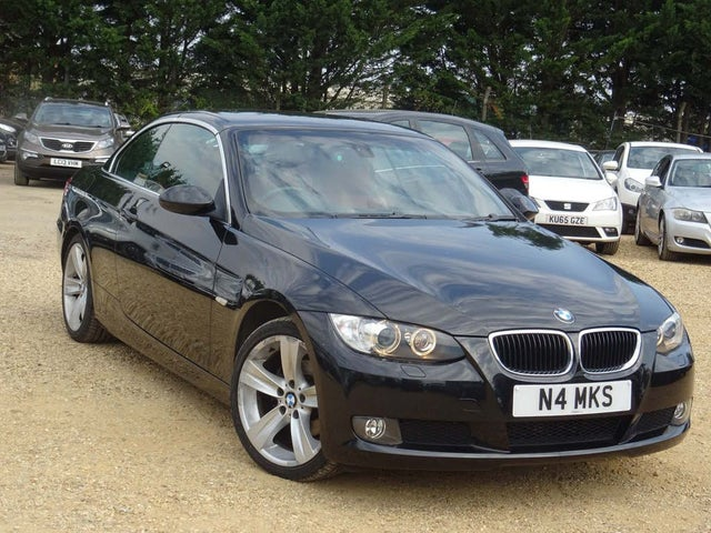 2009 BMW 3 Series 2.0 320i SE Highline Convertible (09 reg)