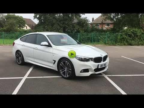 2018 BMW 3 Series 2.0TD 320d M Sport GT Auto (5M reg)