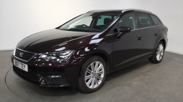 2017 Seat Leon 2.0TDI XCELLENCE Technology (184ps) Estate (17 reg)