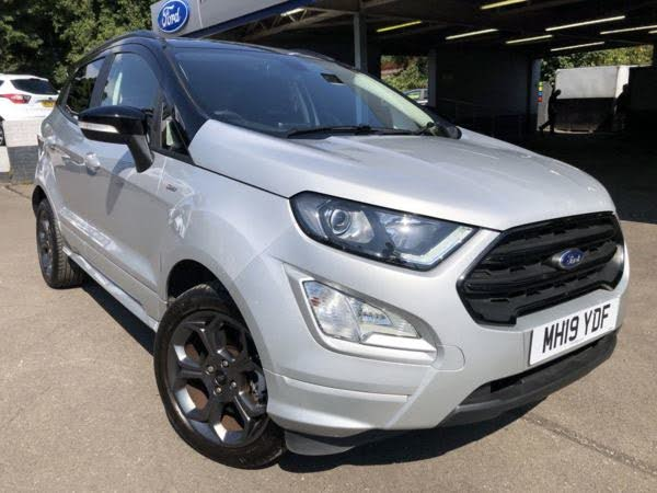 2019 Ford EcoSport 1.0T ST-Line (100ps) (s/s) (19 reg)