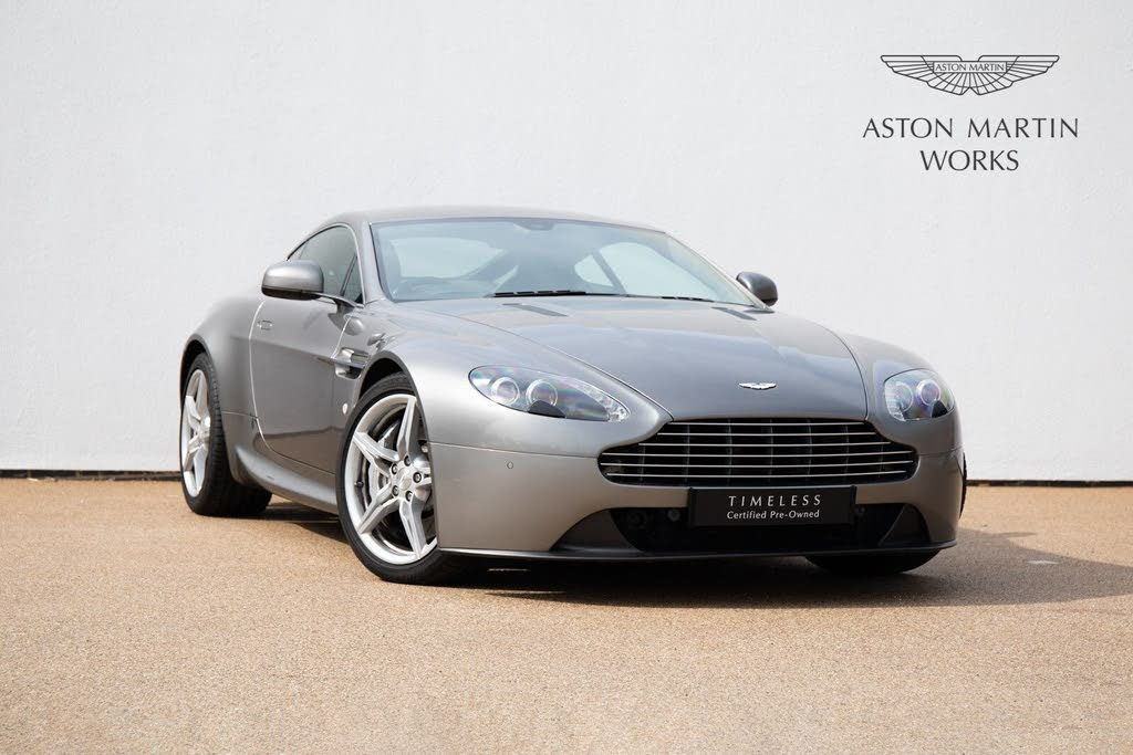 Aston Martin Vantage 4 7 Vantage N430 Sportshift For Sale In Chichester Cargurus