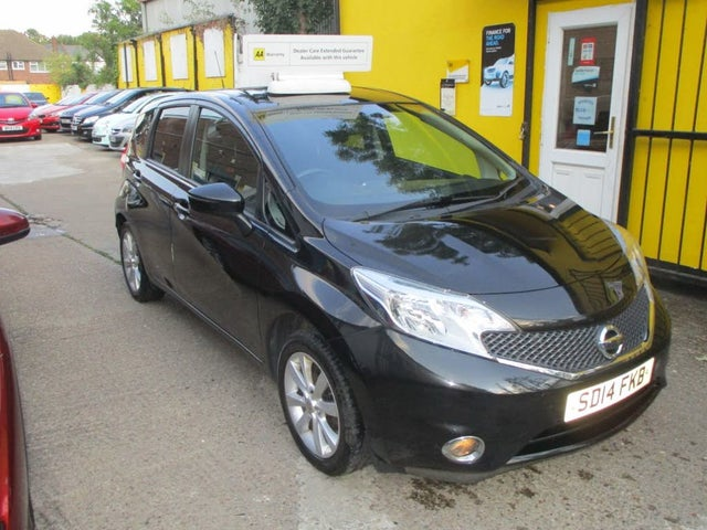 2014 Nissan Note 1.2 Acenta DIG-S (98ps) (Style Pack) (14 reg)