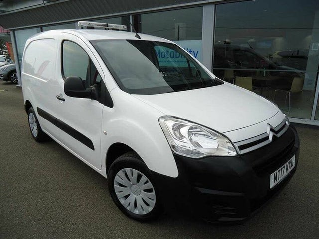 2017 Citroen Berlingo 1.6TD L1 850 Enterprise Special Edition 1.6BlueHDi (100)(EU6) Panel (17 reg)
