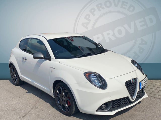 2016 Alfa Romeo MiTo 1.4 TB MultiAir Veloce (66 reg)
