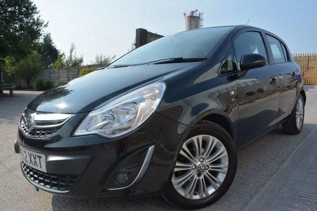 2013 Vauxhall Corsa 1.4 SE (100ps) (a/c) 5d 1398cc (62 reg)