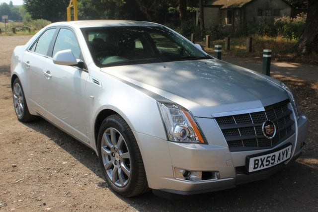 2009 Cadillac CTS 2.8 Sports Luxury (59 reg)
