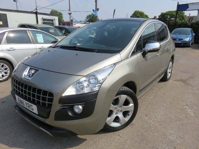2011 Peugeot 3008 Crossover 1.6TD Exclusive 1.6HDi (112bhp) 6sp (11 reg)