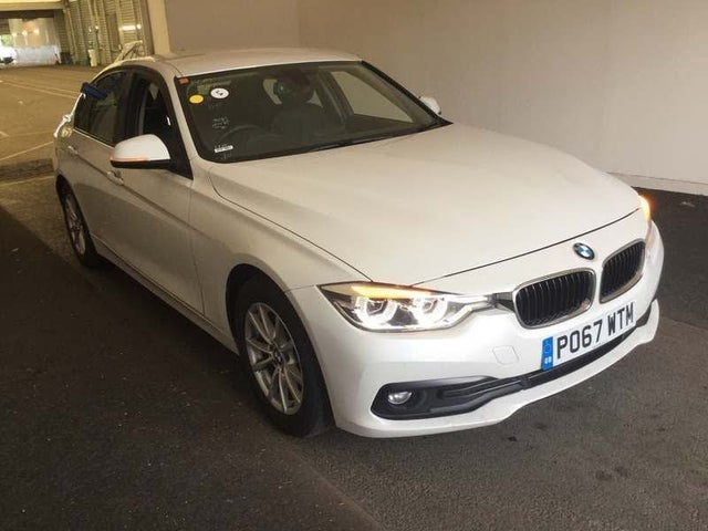 2017 BMW 3 Series 2.0TD 320d ED Plus Saloon 4d Auto (67 reg)
