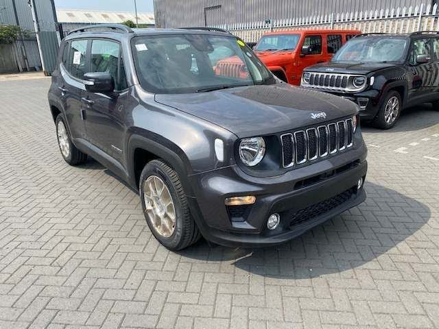 2020 Jeep Renegade 1.6 Multijet II Longitude (20 reg)