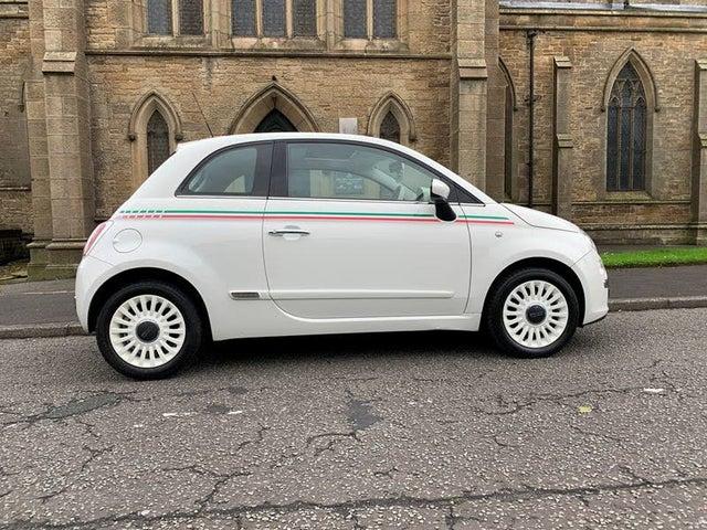 2008 Fiat 500 1.4 LOUNGE (58 reg)