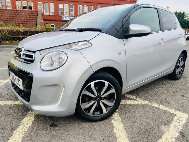 2016 Citroen C1 1.2 Flair 5d (16 reg)