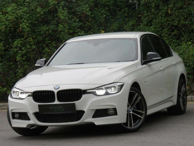 2018 BMW 3 Series 2.0TD 320d M Sport Shadow Edition Saloon 4d (67 reg)
