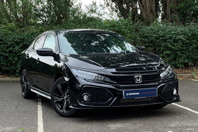 2019 Honda Civic 1.5 VTEC TURBO Sport Plus (s/s) (19 reg)