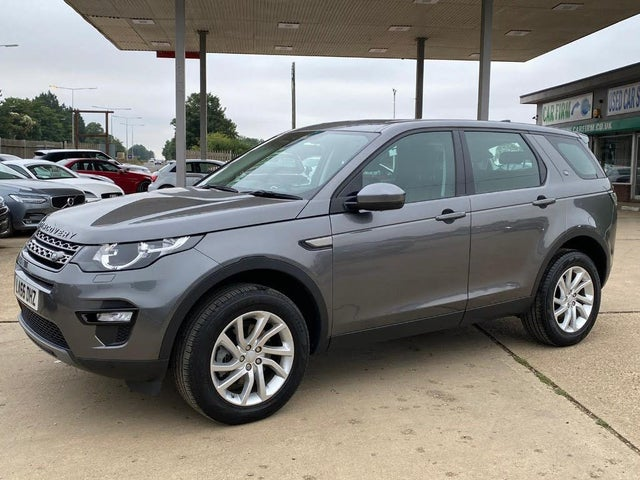 2017 Land Rover Discovery Sport 2.0Td4 SE Tech 2.0TD4 (180ps) Station Wagon Auto (66 reg)