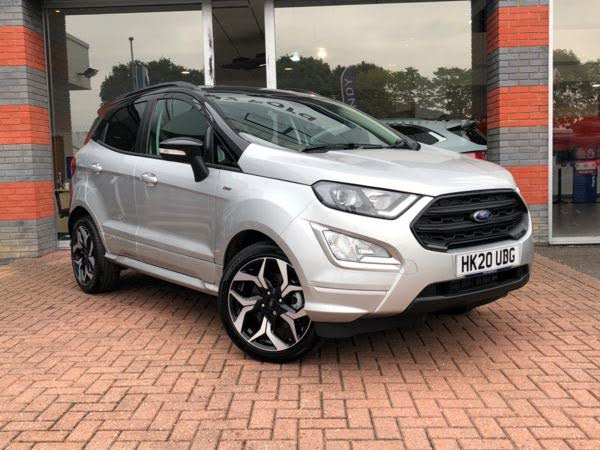 2019 Ford EcoSport 1.0T ST-Line (140ps) (20 reg)