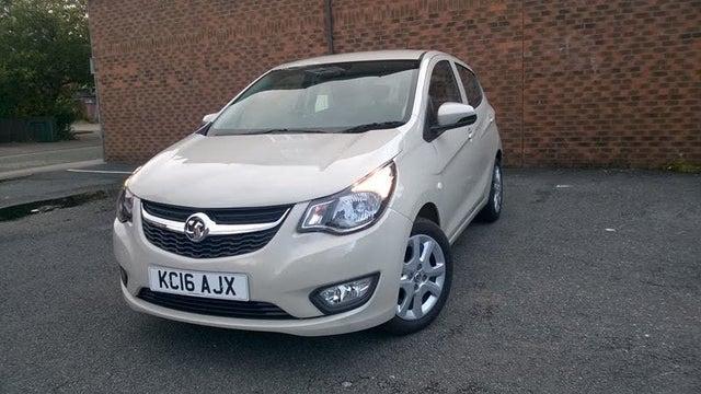 2016 Vauxhall Viva 1.0i SE (a/c) (16 reg)