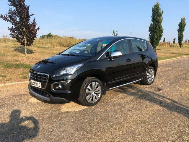2016 Peugeot 3008 Crossover 1.6BlueHDi Active Auto (16 reg)