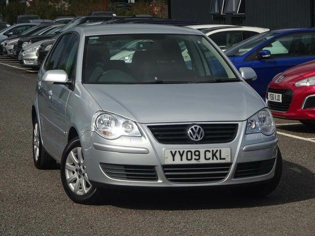 2009 Volkswagen Polo 1.4TD SE 5d (09 reg)