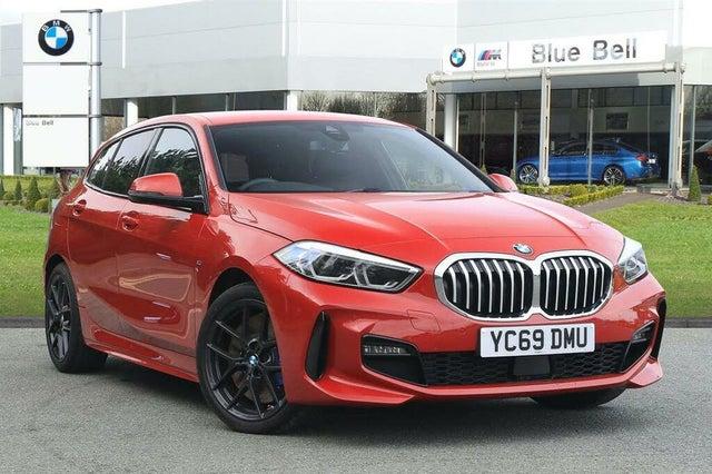 2019 BMW 1 Series 1.5 118i M Sport (138bhp) (Plus Pack) 5d DCT (69 reg)