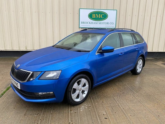 2017 Skoda Octavia 2.0TDI SE Technology Estate (17 reg)