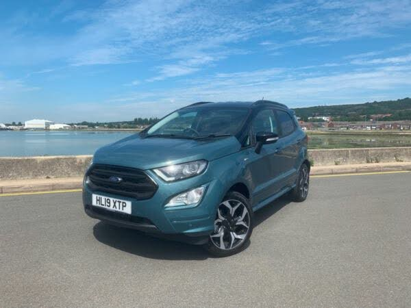 2019 Ford EcoSport 1.0T ST-Line (140ps) (19 reg)