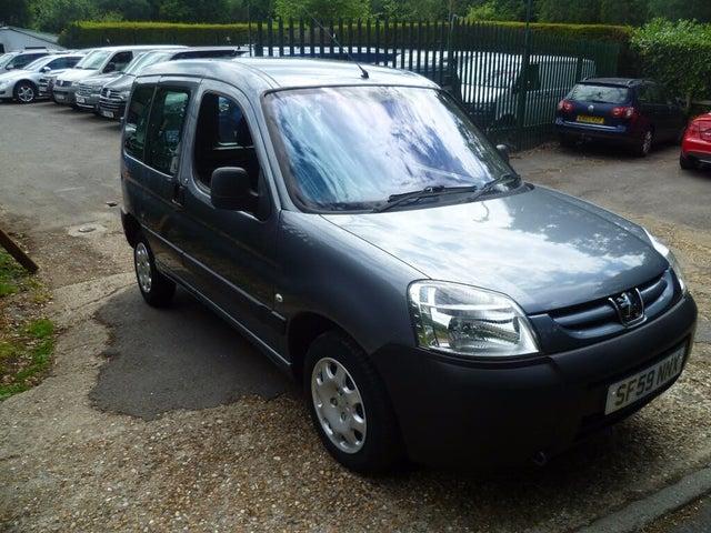2010 Peugeot Partner (59 reg)