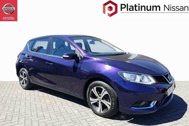 2017 Nissan Pulsar 1.5dCi Acenta (17 reg)