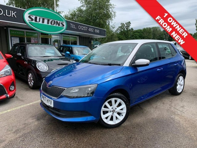 2017 Skoda Fabia 1.2 TSI Colour Edition (17 reg)