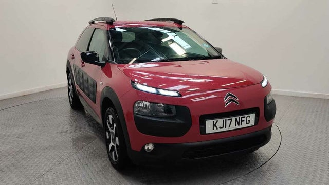 2017 Citroen C4 Cactus 1.6BlueHDi Flair (17 reg)