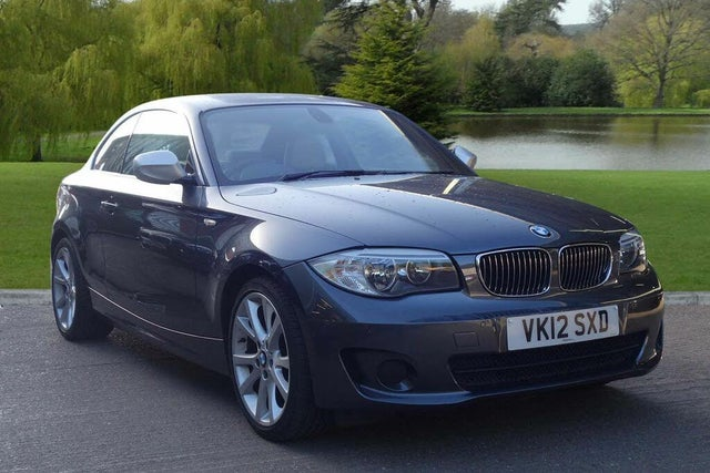 2012 BMW 1 Series 2.0TD 118d Exclusive Edition Coupe (12 reg)