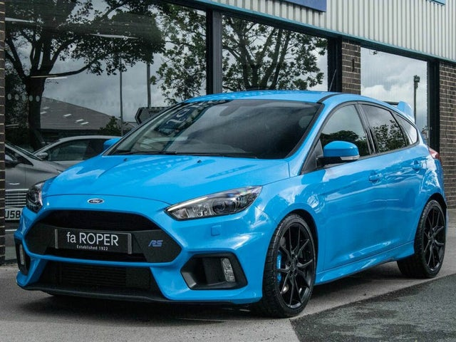 2016 Ford Focus 2.3 RS (66 reg)