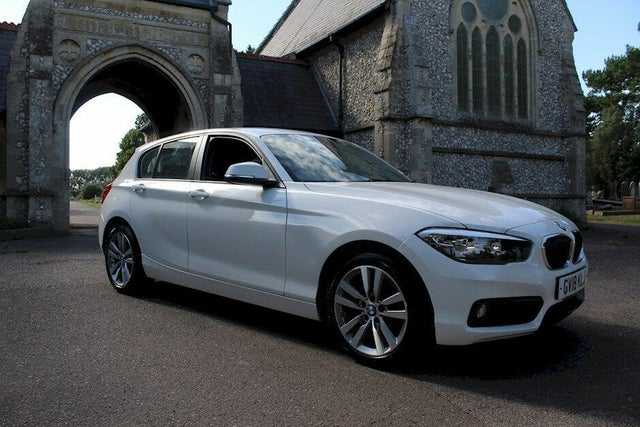 2018 BMW 1 Series 2.0TD 118d Sport 5d (18 reg)