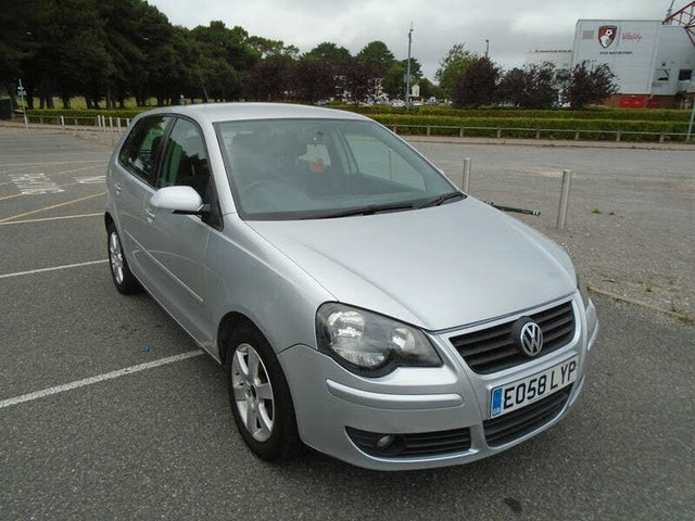 2008 Volkswagen Polo 1.4 Match (80ps) 5d (58 reg)
